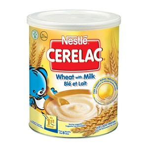 Nestlé Cerelac Wheat with Milk 400g