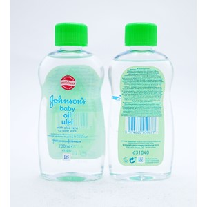 Johnson's Baby Oil Aloe 200ml
