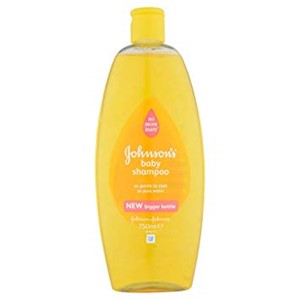 Johnson`s Baby Shampoo 750ml