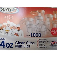 Satco Food Container 1000stk M4