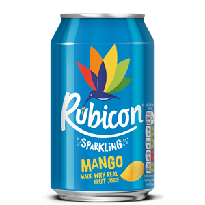 Rubicon Mango 330ml