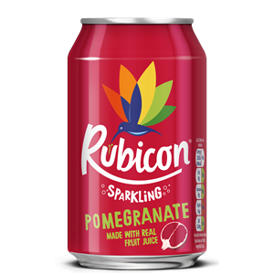 Rubicon Pomegranate 330ml