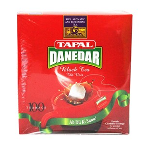 Tapal Danedar Black Tea 250gx20Bag (100 bags)