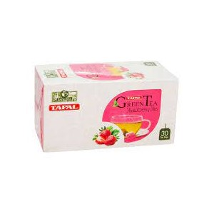 Tapal Green Tea Strawberry 45g 30Bags