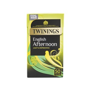 Twinings English Afternoon 50 Bags