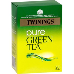 Twinings Pure Green 20 Bags