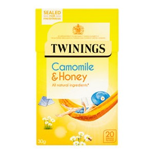 Twinings Camomile Honey 20 Bags
