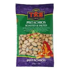 TRS Pista Roasted Salted 250g