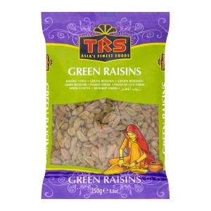 TRS Green Raisins 250g