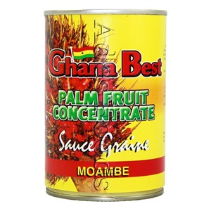 Ghana Best Palm nut Concentrate 400g