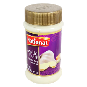 National Garlic Paste 750g