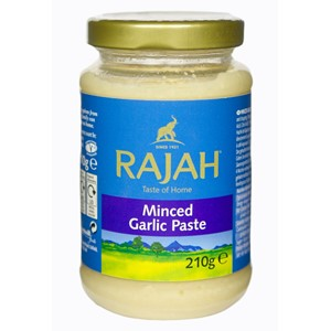 Rajah Minced Garlic Paste 210g