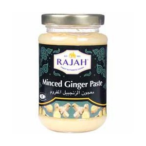 Rajah Minced Ginger Paste 210g