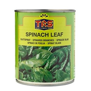 TRS Spinach Leaf 800g