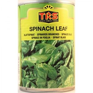 TRS Spinach Leaf 400g