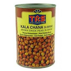TRS Kala Chana Boiled 400g