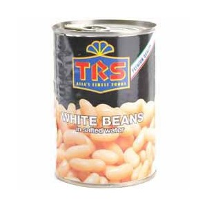 TRS White Kidney Beans Boiled 400g
