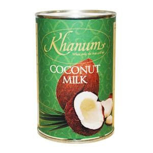 Khanum Coconut Milk 400ml
