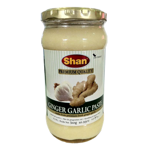 Shan Ginger Garlic Paste 310g