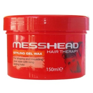 Mess Head Hair Therapy Gel Wax 150ml
