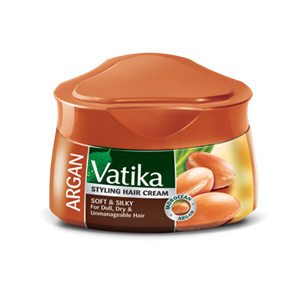 Vatika Argan Hair Cream 140ml