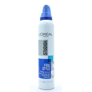 Studio Fix+style Mousse Strong 200ml