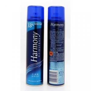 Harmony Hair Spray Firm Hold Exfill 300ml
