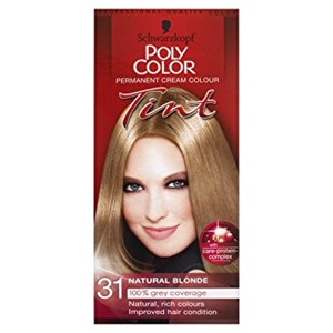 Poly Hair Color 31 Natural Blonde