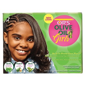 ORS Girls Conditioner Hair Relaxer