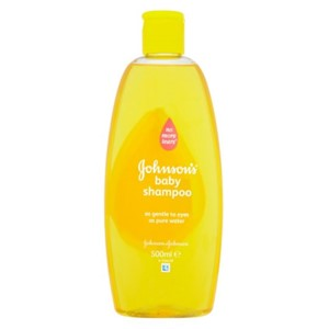 Johnson`s Baby Shampoo 500ml