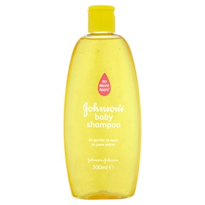 Johnson`s Baby Shampoo 300ml