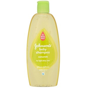 Johnson`s Baby Shampoo Camomile 500ml