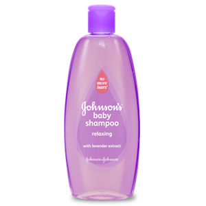 Johnson's Baby Shampoo Lavender 500ml
