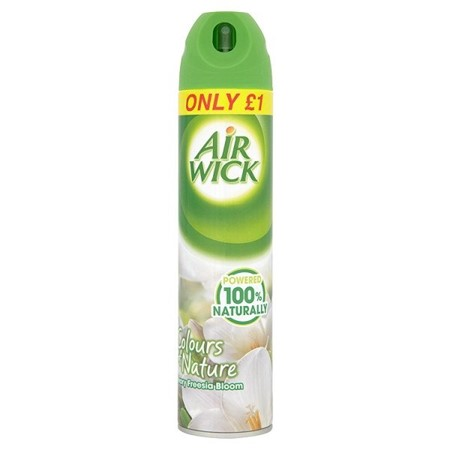 Air Wick Freesia Bloom Freshener 240ml
