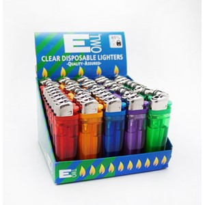 ETwo Lighter Disposable 50stk