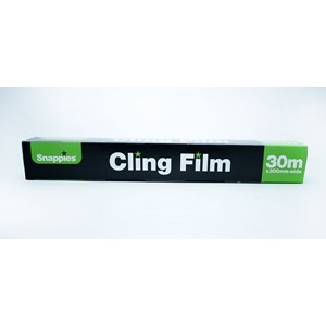 Snappies Clingfilm 300mm x 30m