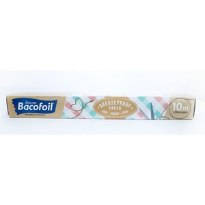 Bacofoil Greaseproof Paper 380mmX10M