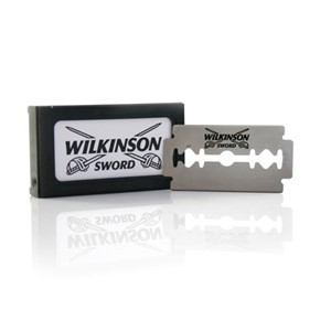 Wilkinson Shaving Blades Sword Double Edge