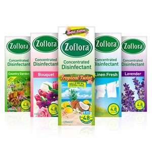 Zoflora Disinfectant Assorted 120ml