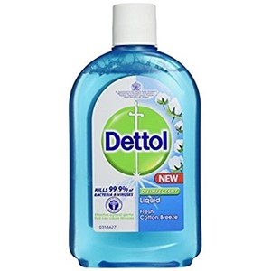 Dettol Liquid Cotton 250ml
