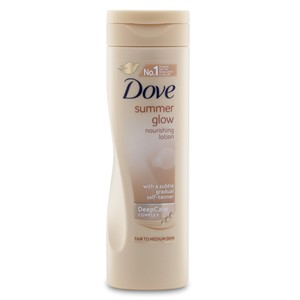 Dove Summer Glow Lotion 250ml