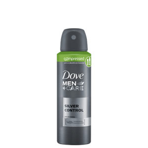 Dove Deodorant Men Silver Cont. 150ml