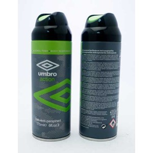 Umbro Body Spray Action 175ml