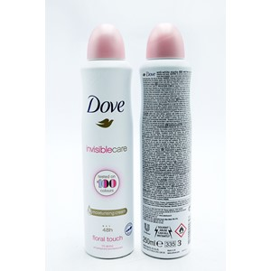 Dove Deo Invisible Dry Women Floral Tch 250ml