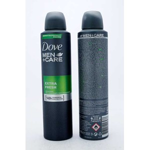 Dove Deodorant Men Extra Fresh 250ml