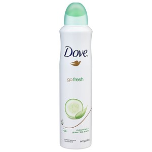Dove Deo Cucumber & Green Tea Women 250ml