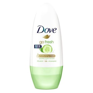 Dove Roll On Cucumber 50ml