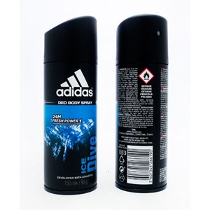 Adidas Body Spray Ice Dive 150ml