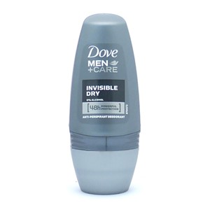 Dove Mens Roll on Dry Invisible 50ml