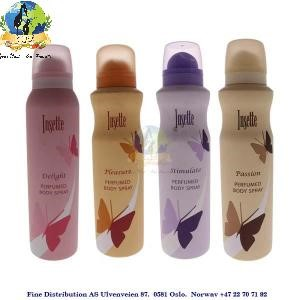Insette Ladies Mixed Body Spray 150ml